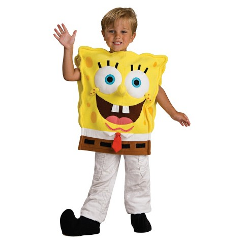 Toddler/Boy's Spongebob Square Pants Costume