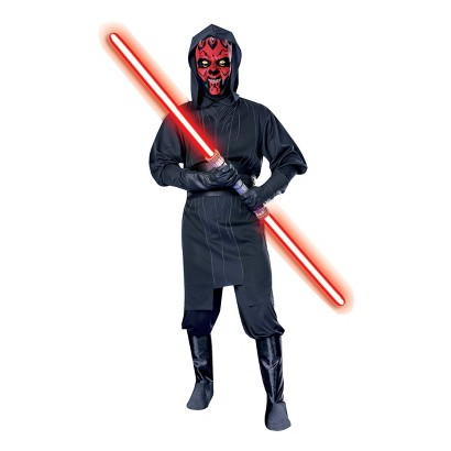 Men's Darth Maul Costume - One Size Fits Most