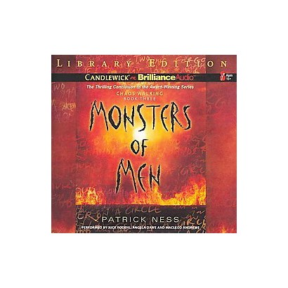 Monsters of Men (Unabridged) (Compact Disc)