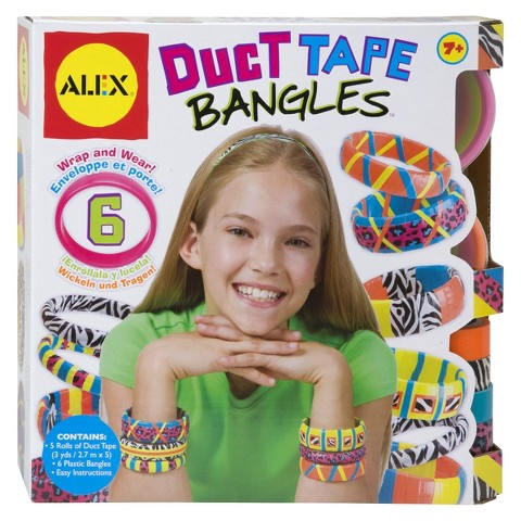 Alex Toys Duct Tape Bangles