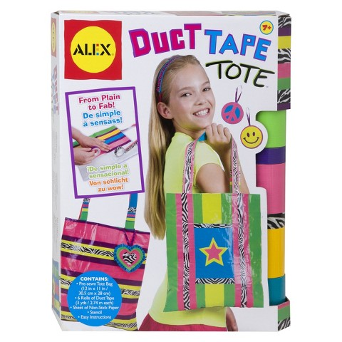Alex Toys Duct Tape Tote
