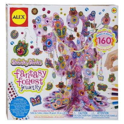 Alex Toys Shrinky Dinks Fantasy Forest Jewelry