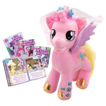 My Little Pony Cadance Animated Plush