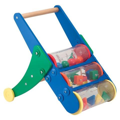 Melissa & Doug® Rattle Rumble Push Toy