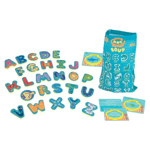 Melissa & Doug® Undersea Alphabet Soup Game