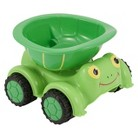Melissa & Doug® Tootle Turtle Dump Truck