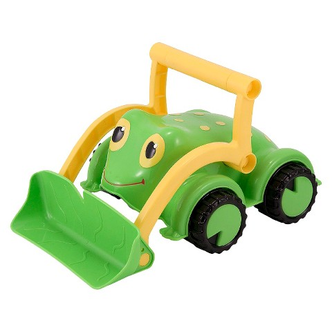 Melissa & Doug® Froggy Bulldozer