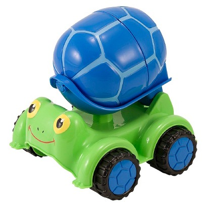 Melissa & Doug® Scootin' Turtle Cement Mixer