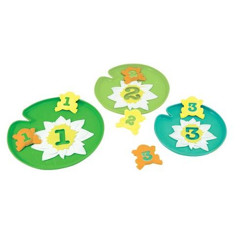 Melissa & Doug® Froggy Lily Pad Toss