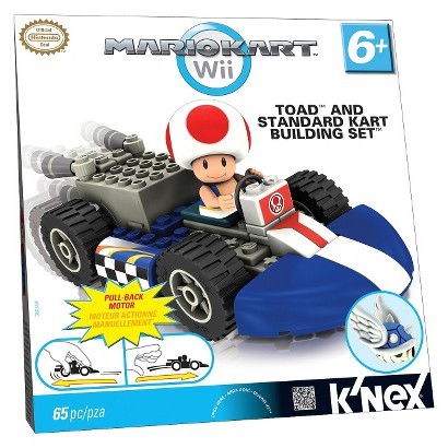 K'NEX Nintendo Standard Kart-Toad