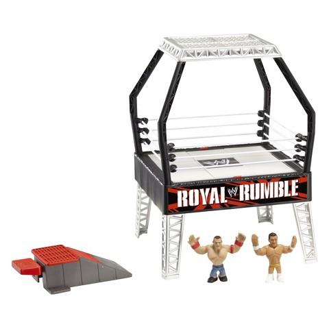 WWE® Rumblers Blastin' Breakdown™ Playset