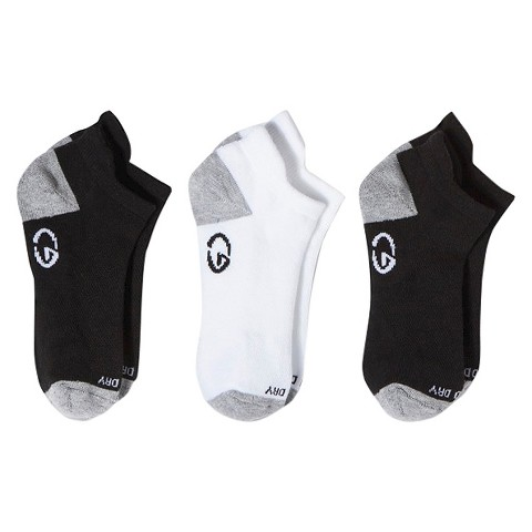 Women's Ankle with Heel Shield Socks 3-Pack - C9 Champion®