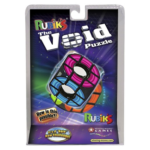 Winning Moves Rubik's® The Void Cube