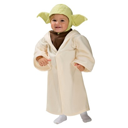 Star Wars Toddler Yoda Costume 2T-4T