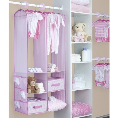 Delta Nursery Closet Organizer - 24 pc