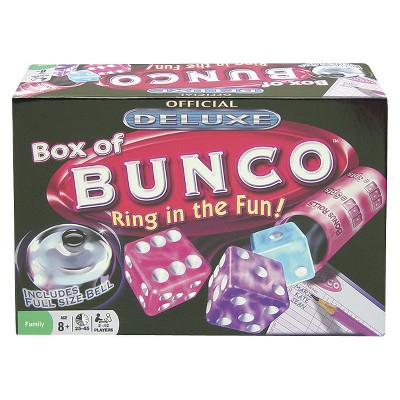 Winning Moves Deluxe Box of Bunco