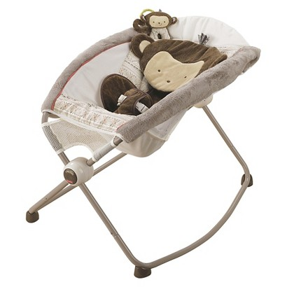Fisher-Price Deluxe Newborn Rock 'n Play Sleeper - My Little SnugaMonkey