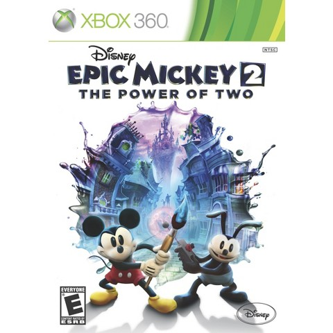 Epic Mickey 2: The Power of Two (Xbox 360)
