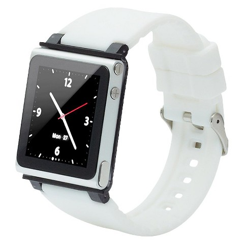 iWatchz Band for Apple iPod nano - White (8075725)