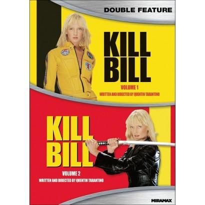 Kill Bill Vol. 1/Kill Bill Vol. 2 (2 Discs) (Widescreen)