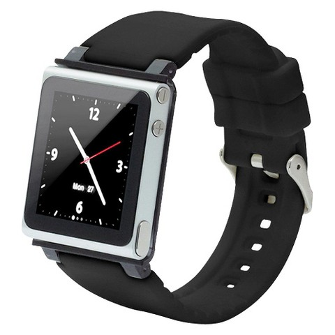 iWatchz Band for Apple iPod nano - Black (8074792)