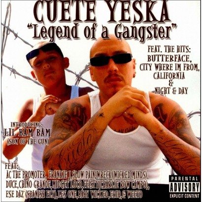 Legend of a Gangster (Re-Issue) [Explicit Lyrics]
