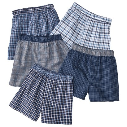 Fruit Of The Loom® Boys 5-Pack Boxers -   Assorted