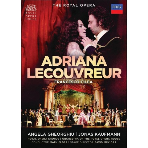 Adriana Lecouvreur (Blu-ray) (Widescreen)