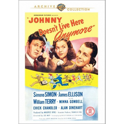 Johnny Doesn't Live Here Anymore (Warner Archive Collection)