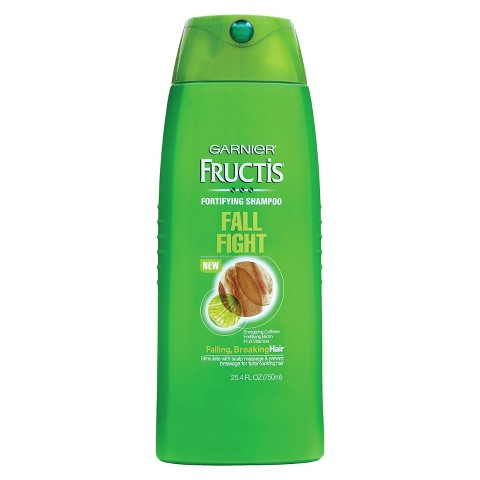 Garnier® Fructis® Fall Fight Shampoo For Falling, Breaking Hair - 25.4 fl oz