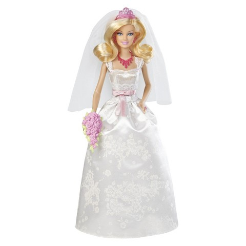 Barbie® Royal Bride Doll