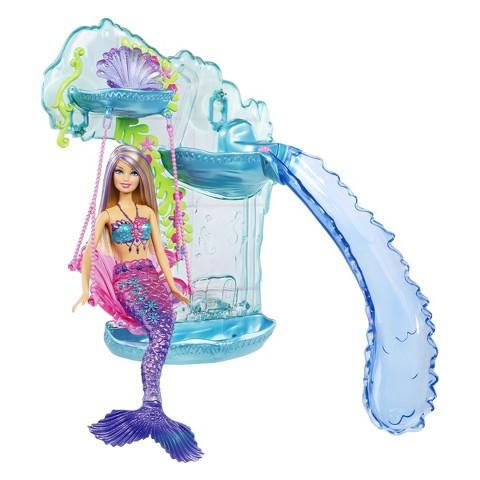 Barbie Fairytale Mermaid Bath Playset