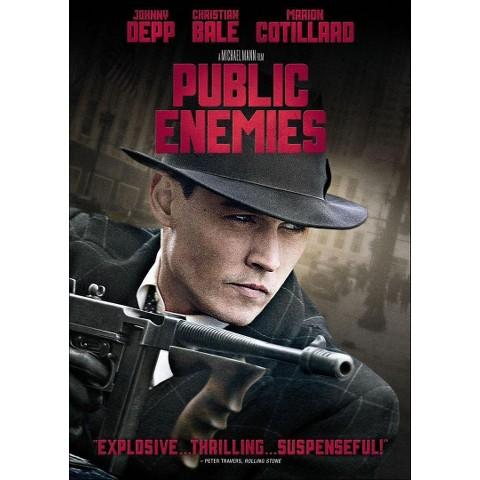 Public Enemies (With Movie Cash) (Widescreen)