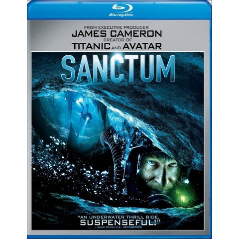 Sanctum (With Movie Cash) (Blu-ray) (Widescreen)