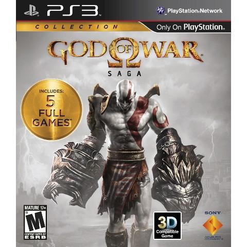 God of War Saga (PlayStation 3)