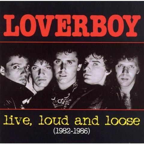 Live, Loud & Loose: 1982-1986
