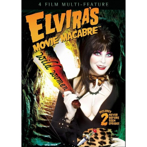 Elvira's Movie Macabre: Wild Women [2 Discs]