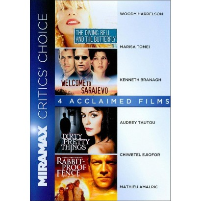 Miramax Critics' Choice: 4 Acclaimed Films