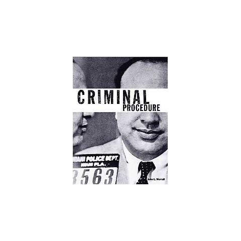 Criminal Procedure (Paperback)