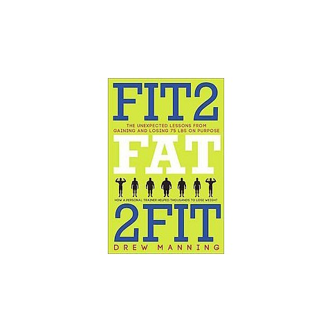 Fit2Fat2Fit (Hardcover)