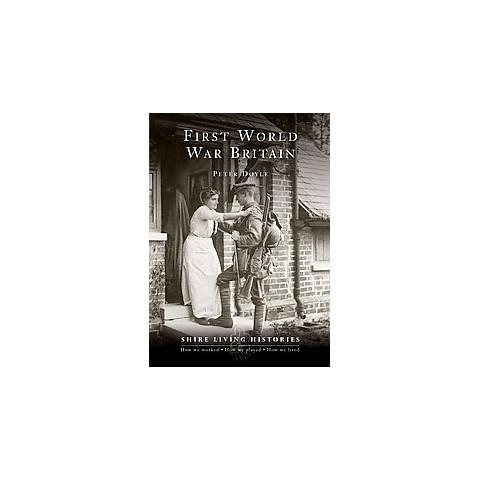 First World War Britain (Paperback)