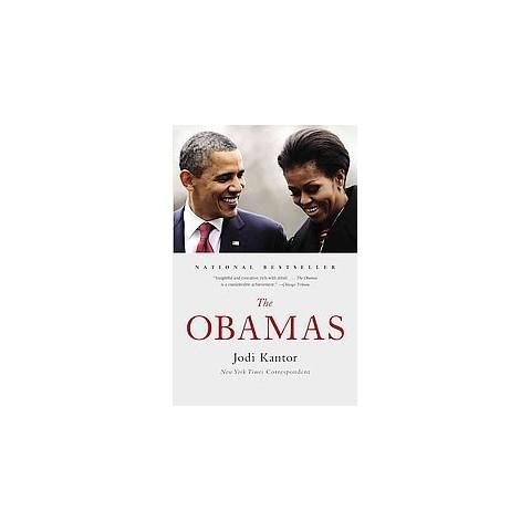 The Obamas (Reprint) (Paperback)