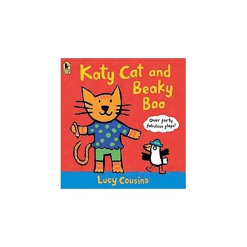 Katy Cat and Beaky Boo (Paperback)