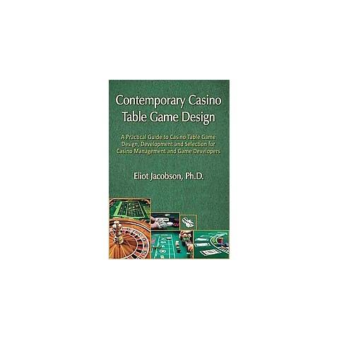 Contemporary Casino Table Game Design (Paperback)
