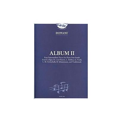 Album II (Multilingual) (Mixed media product)