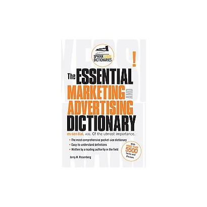 Essential Marketing and Advertising Dictionary (Paperback)