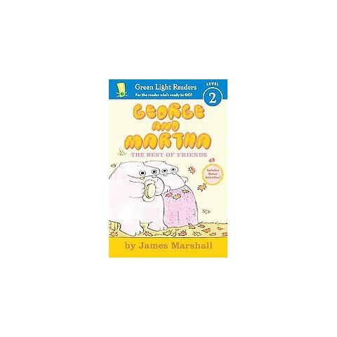 George and Martha: the Best of Friends (Paperback)