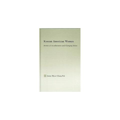 Korean American Women (Hardcover)