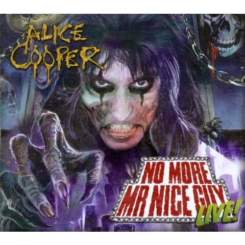 No More Mr Nice Guy: Live