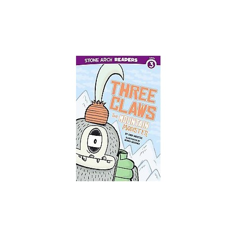 Three Claws, the Mountain Monster (Paperback)